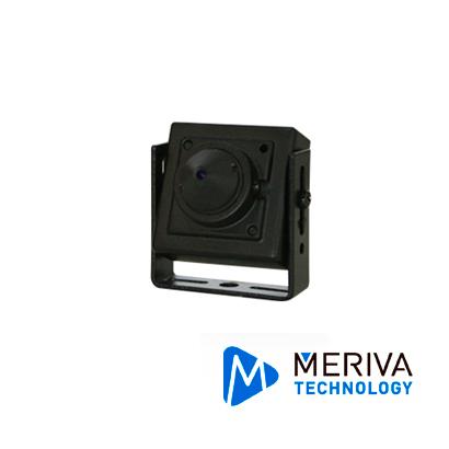 CAMARA AHD/TVI/CVI PINHOLE MERIVA TECHNOLOGY MSC-409 1.3MP 720P 3.7MM
