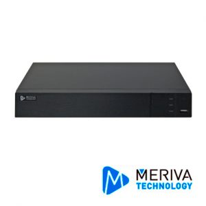 DVR PENTAHIBRIDO SOPORTA AHD/TVI/CVI/960H/IP MERIVA MSDV-930-16+ 16CH 720/1080P-LITE N9000 RS-485 PTZ