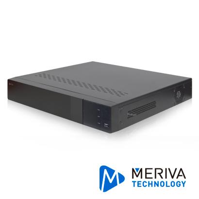 DVR H.265 40 CANALES 5MP HD PENTAHIBRIDO MERIVA TECHNOLOGY MSDV-6432 / 32CH BNC / 8CH IP / SALIDA BNC+VGA+HDMI SIMULTANEA / P2P-CLOUD N9000. TECNOLOGIAS AHD/TVI/CVI/960H/IP