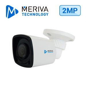 CAMARA AHD / TVI / CVI / SD / 1080P - 2MP / BULLET MERIVA TECHNOLOGY MSC-2204S / STARLIGHT / IP66 / 20M IR / 3.6MM / COC / 12 VDC / METALICA