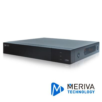 DVR H.265 12 CANALES 5MP HD PENTAHIBRIDO MERIVA TECHNOLOGY MSDV-6108 / 8CH BNC / 4CH IP / SALIDA BNC+VGA+HDMI SIMULTANEA / P2P-CLOUD N9000. TECNOLOGIAS AHD/TVI/CVI/960H/IP