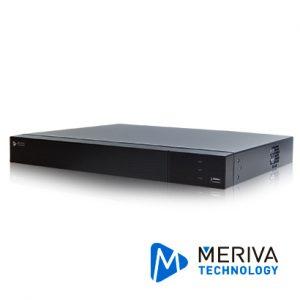 DVR H.265 24 CANALES 5MP HD PENTAHIBRIDO MERIVA TECHNOLOGY MSDV-6216 / 16CH BNC / 16 AUDIO / 8CH IP / SALIDA BNC+VGA+HDMI SIMULTANEA / P2P-CLOUD N9000. TECNOLOGIAS AHD/TVI/CVI/960H/IP