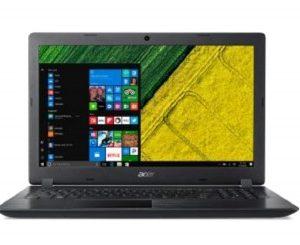 Computadora portátil ACER A315-53-391N, Intel® Core® i3-8130U, 6 GB, 15.6 pulgadas, Windows 10 Home, 1 TB Incluye Mouse y Maletin