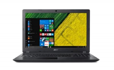Computadora portátil ACER A315-53-391N, Intel® Core® i3-8130U, 6 GB, 15.6 pulgadas, Windows 10 Home, 1 TB Incluye Mouse y Maletin