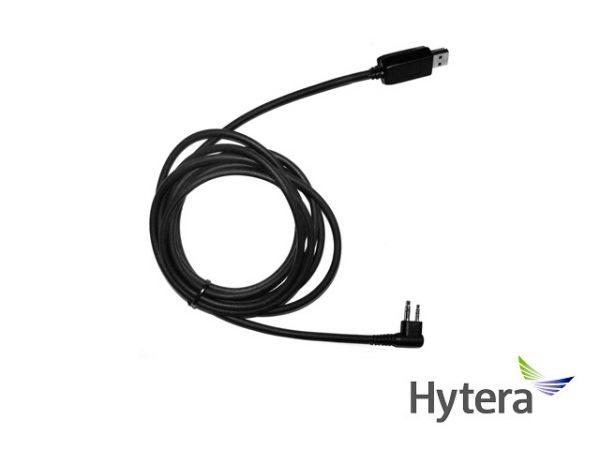 CABLE PROGRAMADOR ENTRADA USB PARA TC508/518/700 HYTERA PC26