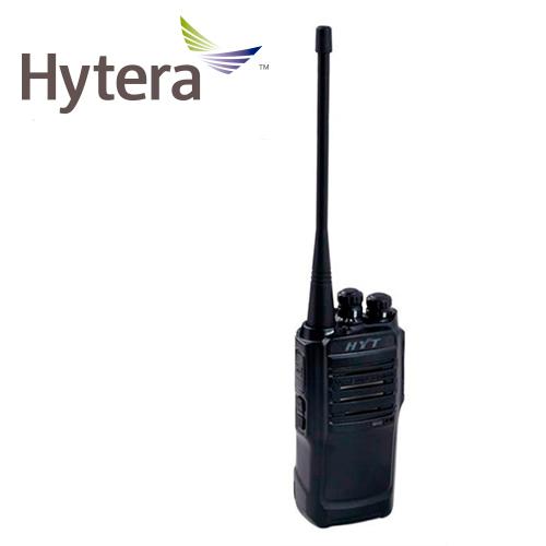RADIO ANALOGICO PORTATIL HYTERA TC508-UHF 400-470 MHZ 16CH 4W