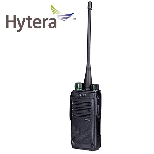 RADIO DIGITAL PORTATIL LINEA EMPRESARIAL HYTERA BD506 4W 48CH UHF 400-470 MHZ