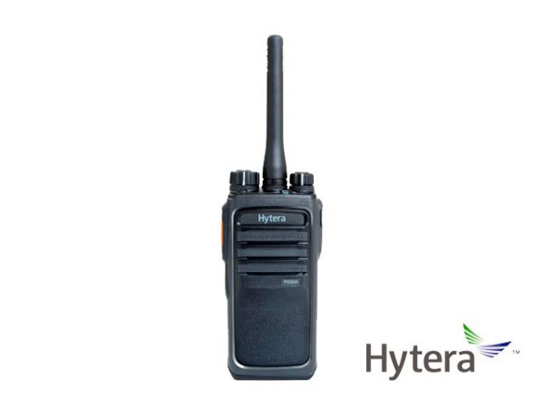 RADIO DIGITAL PORTATIL HYTERA PD506 VHF 136-174 MHZ 48CH 5W