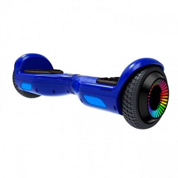 HOVERBOARD ELECTRICO SWAGTRON TWIST REMIX T881 LED BLUE