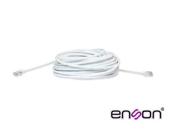 CABLE UTP ARMADO ENSON CAT5E PRO-II EXTERIOR 30MTS P5XP30