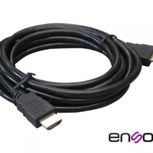 CABLE VIDEO HDMI ENSON ENS-HDMICB3M 3MT MACHO-MACHO