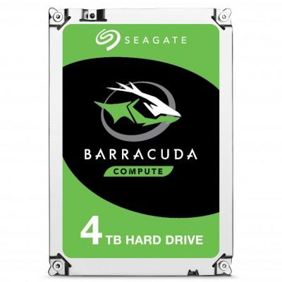 "Disco Duro SEAGATE ST4000DM004, 4000 GB, Serial ATA III, 5400 RPM, 3.5"", PC"
