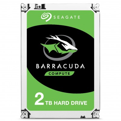 Disco duro SEAGATE ST2000DM008, 2000 GB, 7200 RPM, 3.5""