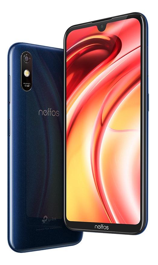 SMARTPHONE NEFFOS C9S TP7061C55MX NEGRO 4G 5.71 PULGADAS HD+ 1520X720 V-NOTCH