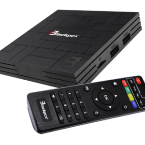 TV Box Blackpcs EO404K-B, Android 7.1, 2GB