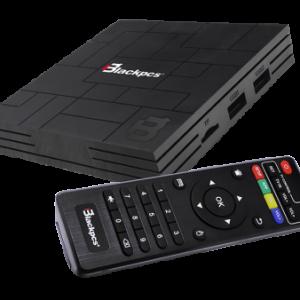 TV Box Blackpcs EO404K-B, Android 7.1, 2GB