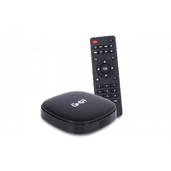 SMART TV BOX GHIA GAC-003N ANDROID 6 QUADCORE, 1GB, 8GB, WIFI, HDMI